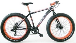 Frejus-Bolt Fahrrad Fat-Bike 26Zoll (66cm) -