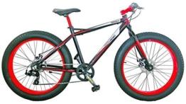 'frejus-bolt-Fahrräder fat-bike 26New Aluminium -