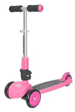 HUDORA 11053 - Flitzkids Kinderscooter, pink -