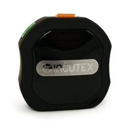 Incutex TK105 mini GPS Tracker wasserdicht GSM AGPS Tracking-System für Kinder, Eltern, Haustiere und Autos -
