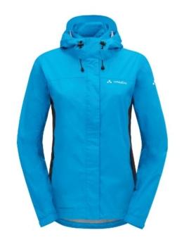 VAUDE Damen Jacke Women's Birch Jacket, skyline, 44, 03891 -