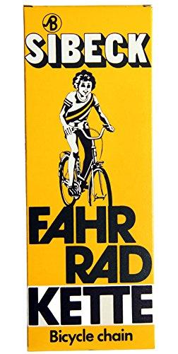 Fahrrad Kette passend für Rücktrittbremsnaben und Nabenschaltung -