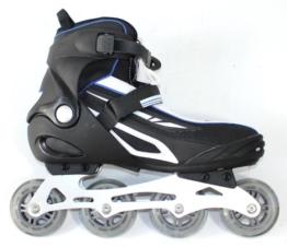 Fitness Inliner Inlineskates Inline Skates + Ersatzstopper Größe 40-41 -