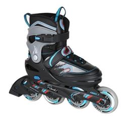 Inline Skate Jugend Gr. 35-39 blau (blau) -