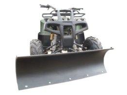16PS Quad ATV 250 ccm mit Schneeschieber / Modell: Snowdog Bulldozer 250 ccm / Schneeschild Schneeräumung -