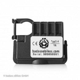 Badass Erwachsene Badassbox Typ3.4 Yamaha Tuningset, Schwarz, One Size -