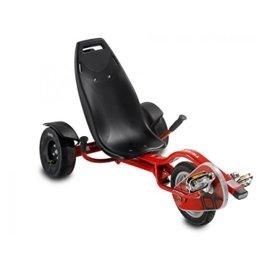 Gokart / Balance Bike / Dreirad EXIT Triker Pro 100 rot -