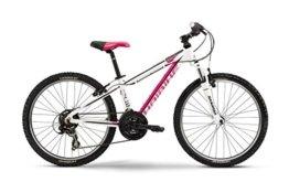 Haibike Little Life 4.10 24 Zoll Jugendrad Weiß/Pink/Schwarz (2016) -