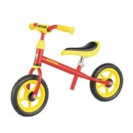 Kettler Laufrad Speedy - Reifengröße: 10 Zoll, ab 2 Jahren geeignet - der Testsieger - Lauflernrad für Jungs und Mädchen - TÜV geprüfte Sicherheit -