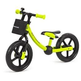 Kinderkraft KKR2WAYNXGREAC 2Way Next Kinder Laufrad Lernlaufrad 12 Zoll Verstellbar ab 2 Jahre, grün -
