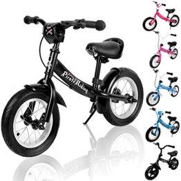 Laufrad Kinderlaufrad Easy Pirate Lernlaufrad Roller Kinder Fahrrad Lauflernrad -