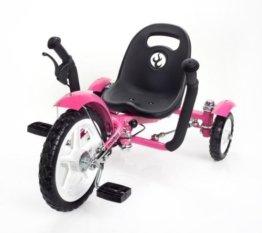 "MOBO Cruiser ""Tot"" Tretfahrzeug Kinderdreirad 2 - 5 Jahre - pink -"