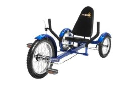 MOBO TRITON 3 Wheel Cruiser (blau) -