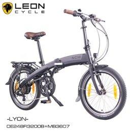 "NCM Lyon,20"" Zoll E-Faltrad,Klapprad,E-Bike,Pedelec,Elektrofahrrad,36V 250W Bafang Heckmotor,36V 8Ah PANASONIC Zellen Rahmen Akku in anthrazit/matt schwarz (schwarz) -"