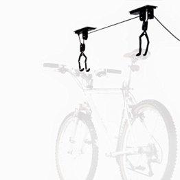 Bicycle Lift Fahrraddeckenlift Flaschenzug 20 Kg Tragkraft -