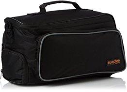 Prophete Prophete Gepäckträgertasche Prophete Gepäckträgertasche für E-Bike Akku, schwarz, L, 0604 -