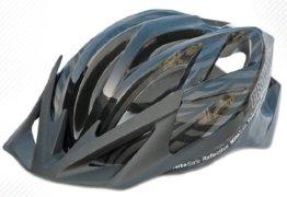 Prowell Helmets F5000R Fahrradhelm schwarz Gr. L (59-65 cm) -
